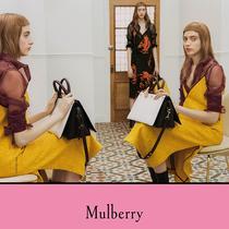 Mulberry 2016冬季广告大片——自我/映射