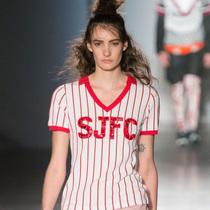 #Suzy米兰时装周  StellaJean:时髦非洲风