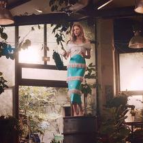 Chanel:早春假日里的萨尔萨舞