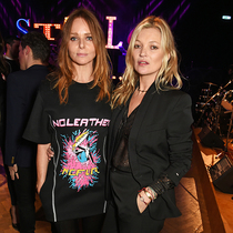 Stella McCartney 于伦敦Abbey Road Studio 举行现场音乐表演