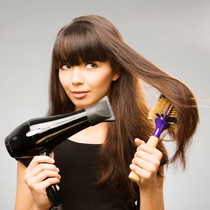 会洗头也要会吹头发,这些你必须知道的吹头发方法