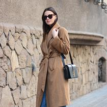 没有一件驼色大衣 你就等于没有大衣