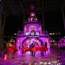"""""""爱在飘雪圣诞城"""" 颐堤港满足了您关于圣诞的所有想象"""