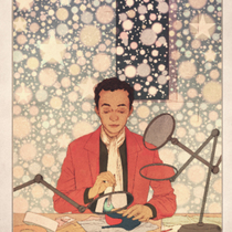 Christian Louboutin 的节日童话:魔法鞋匠和遗失星辰的传说