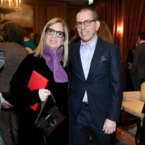 《VOGUE》携手《VanityFair》巴黎举办晚宴