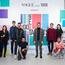 "YOOX携手VOGUE意大利 共同呈现   ""THE NEXT TALENTS"""