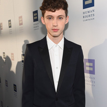 Troye Sivan in Saint Laurent - Los Angeles