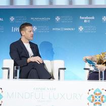 康泰纳仕国际奢侈品会议:Paul Andrew - 推进鞋履业发展