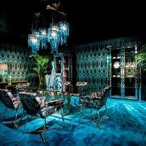 于丛林中对话狂野与奢华 剪刀石头布家居Roberto Cavalli Home Interiors全球旗舰店沪上开幕