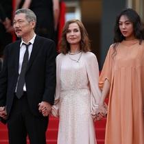众星身着 Chloé 现身第70届戛纳国际电影节