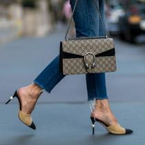 小白鞋那么舒服,我们为什么还要穿尖头高跟鞋-衣Q进阶