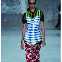 #SuzyMFW: Marni's Cacophony and Charm; Vionnet's Japanese Journey-Suzy Menkes专栏