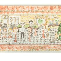 你想知道Dolce&Gabbana的设计师,将会怎样庆祝圣诞节吗?-时尚圈