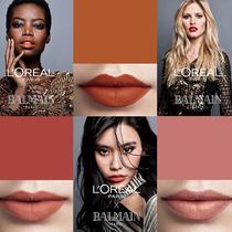 欧莱雅Balmain时尚大趴空降上海 高定界最具良心的跨界产品惊喜来袭