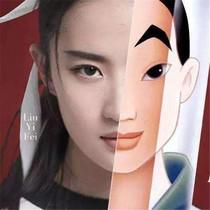 迪士尼为什么选择了刘亦菲?-星话题