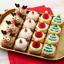 这些高颜值的圣诞甜品 是任何人都拒绝不了的-美食