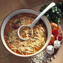 寒冬:一碗浓汤才是晚餐的正确打开方式-美食
