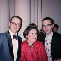 Viktor&Rolf: Kings of the Netherlands-Suzy Menkes专栏