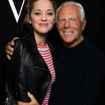 #SuzyCouture: Armani Privé Sees Through the Clouds-Suzy Menkes专栏