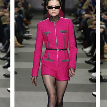 #SuzyNYFW: Alexander Wang Digs Up His Roots-Suzy Menkes专栏