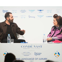 #CNILux Day 1: Giambattista Valli: We Must Give Customers Emotion-Suzy Menkes专栏