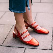 亚洲人最适合的红色 穿在脚上更好看-新宠