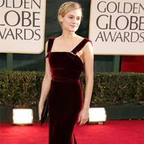 红毯魅惑:黛安·克鲁格的最佳造型合集-圈内名流