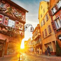 跟随《中餐厅2》邂逅法国十个浪漫小镇 仿佛童话中世界 -旅行度假
