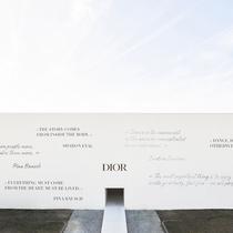 Dior 2019 年春夏秀場幕后的故事-秀場花絮