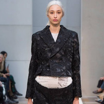 #SuzyPFW Comme des Gar?ons: Redefining Real Clothes-Suzy Menkes專欄