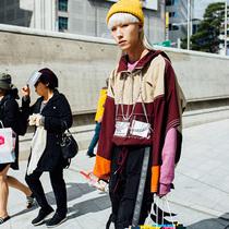 首爾時裝周街拍第三日-時尚街拍