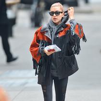 潮流運動風勁吹 連帽衛衣保暖又時髦-時尚街拍