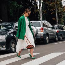 第比利斯時裝周的最佳街頭風格-時尚街拍