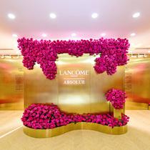 萬中選一 你是唯一——LANC?ME蘭蔻菁純玫瑰奢享展盛大開幕-最熱新品