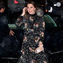 凯特王妃 2018 年的彩票最佳穿着-星秀场