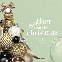"""周生生求球圣诞节  就""""耀""""闪闪亮亮的过-名人秀"""
