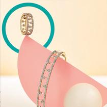 爱的印记 戴比尔斯(DE BEERS)珠宝浪漫相随-行业动态