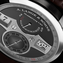 ZEITWERK DATE 朗格数字腕表的新方向-摩登腕表