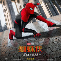 """《蜘蛛侠:英雄远征》全球发布""""征战欧洲""""版海报!全新冒险出征在即!-派对与盛事"""