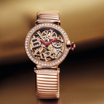 BVLGARI寶格麗全新LVCEA鏤空腕表 鮮活閃耀每一刻-欲望珠寶