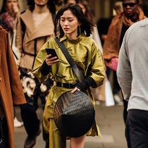 2020春夏倫敦時裝周最佳街頭風格-時尚街拍