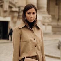 巴黎時裝周2020春夏最佳街頭風Day3-時尚街拍