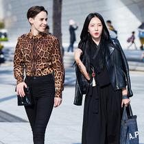 你应该从 2020 春夏首尔时装周了解的街头风格DAY4-时尚街拍