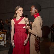 Gabriela Hearst畅谈坚强女性环保时装-时尚圈