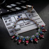 流光溢彩 演绎耀目风情 BVLGARI宝格丽全新Cinemagia光影奇遇高级珠宝系列于上海璀璨发布-欲望珠宝