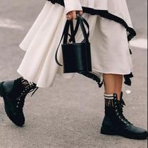 今年冬天最时髦的三双靴子,这么穿最好看-新宠