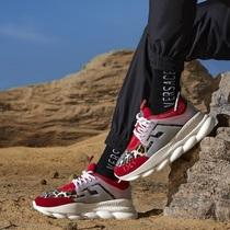 VERSACE矚目呈獻2020年初春CHAIN REACTION運動鞋-品牌新聞