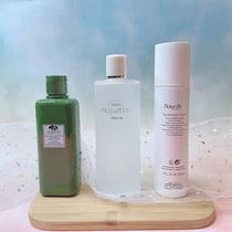 護膚第一步 三款化妝水開箱報告-護膚&美體