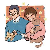 当代理想生活:年纪轻轻 猫狗双全-家居
