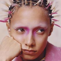 不可不知的Fenty Skin模特——Jazzelle Zanaughtti-超模档案